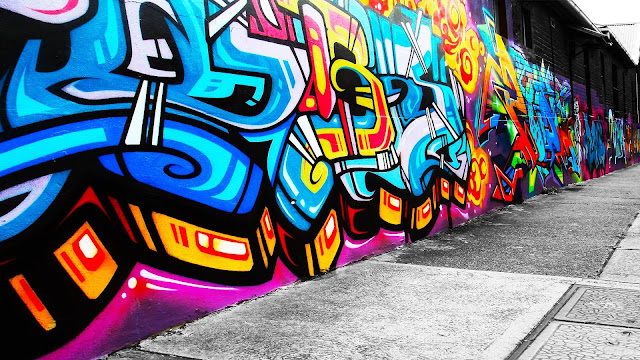 Grafitti Wallpaper Dekstop HD 2016 Arts