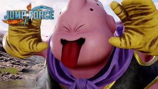 Primeiro trailer de Majin Boo no Jump Force é divulgado pela Bandai Namco