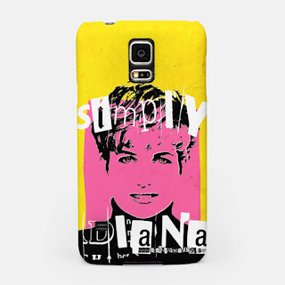 mobile case, LadiDi punk-rock style desig at RedBubble