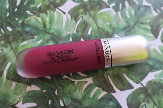 Tekutý rúž od Revlonu