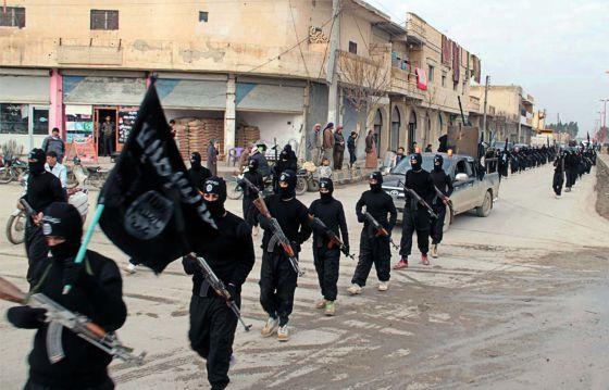 Grupo terrorista estado Islámico controla el 8% de la superficie de Siria