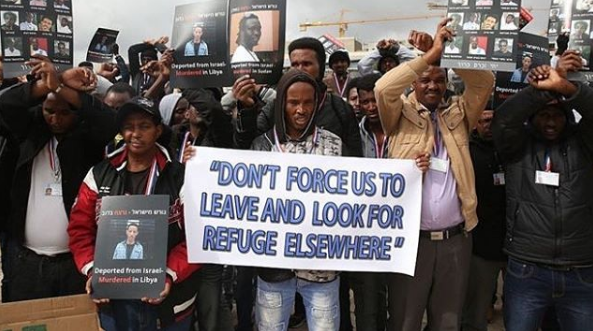 Israel orders African migrants to leave or face imprisonment