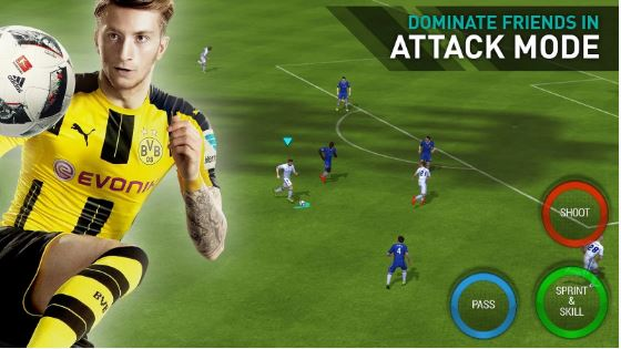 FIFA Mobile Football Apk1