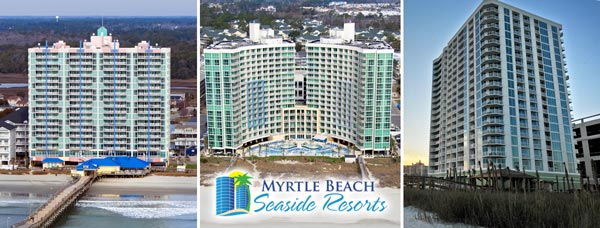 Myrtle Beach Seaside Resorts Announces Fourth Of July Festivities