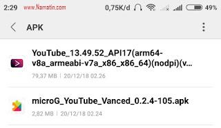 mod youtube tanpa iklan