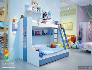 Modern Children's Rooms 47