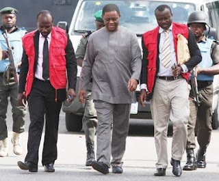 Femi Fani Kayode at Lagos Magistrate Court, to be Kept in Custody by EFCC for 3 Weeks