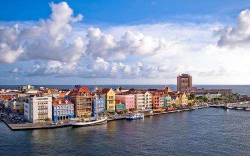 Willemstad, Capital das Antilhas Holandesas