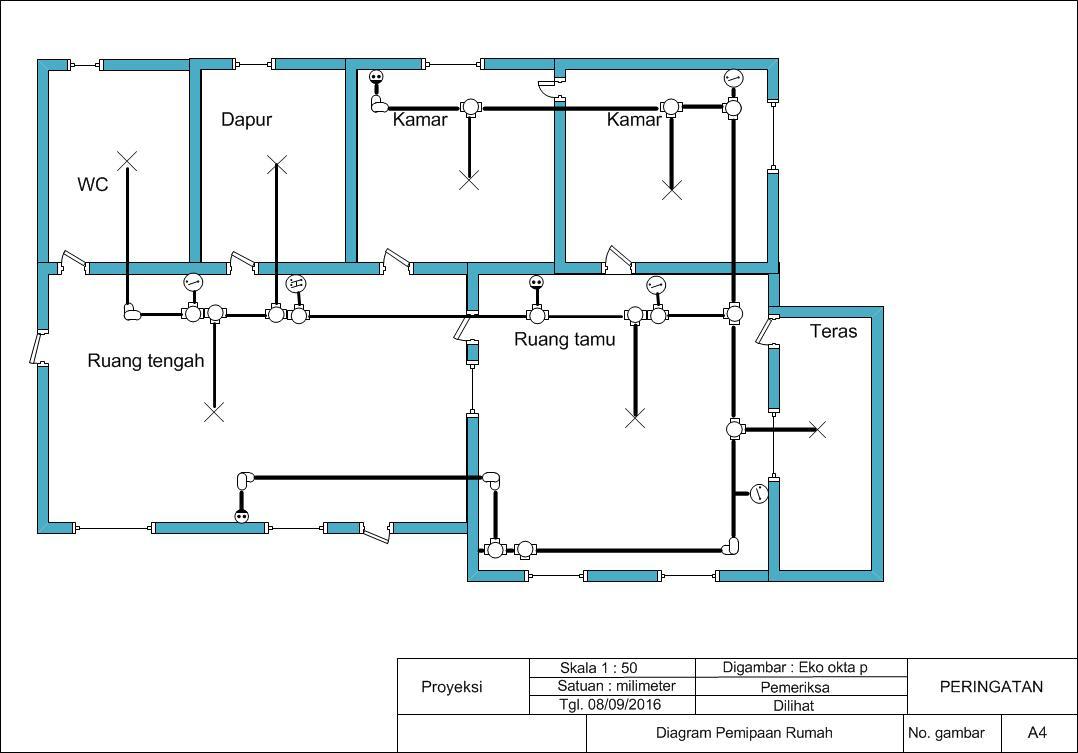 DIAGRAM Wiring Diagram Instalasi Listrik Rumah FULL ...