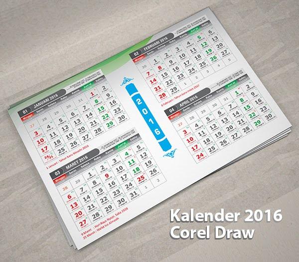 Kalender Hijriyah dan tanggalan jawa hari libur 2016