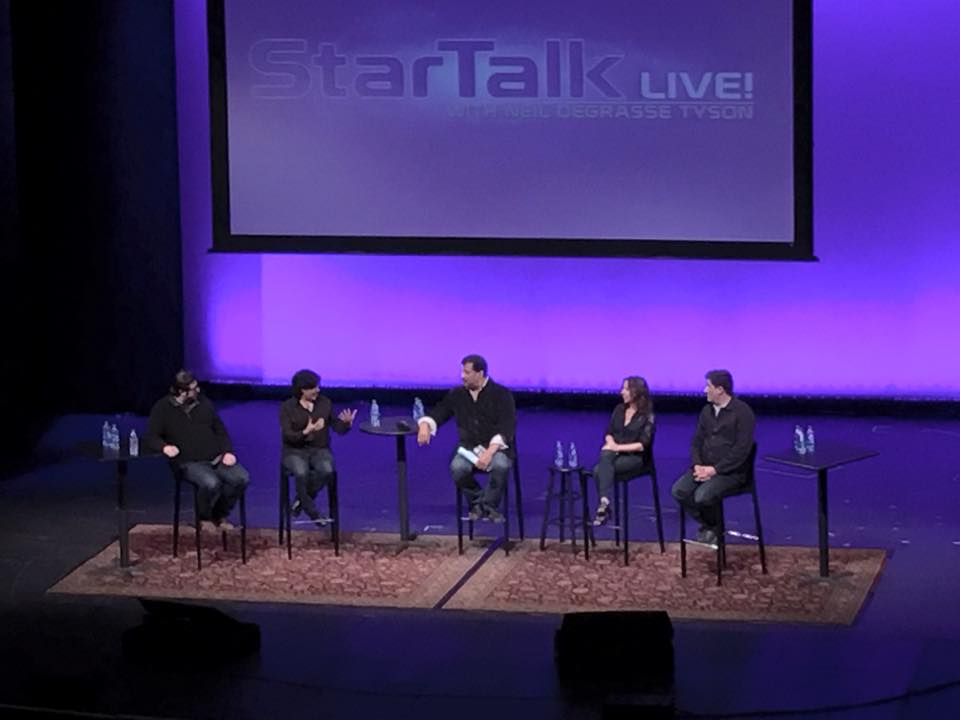 cobberson star talk live neil degrasse tyson
