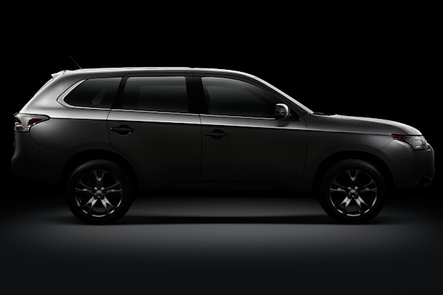 Sneak Peek Mitsubishi Outlander 2014