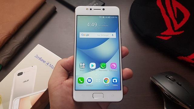 ASUS Zenfone 4 Max Lite Unboxing Philippines