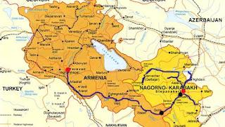 περιοχή Ναγκόρνο Καραμπάχ