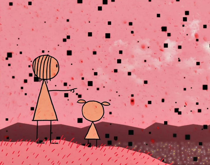 World of tomorrow, dirigido por Don Hertzfeldt
