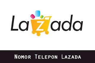 Nomor Telepon Lazada Bebas Pulsa