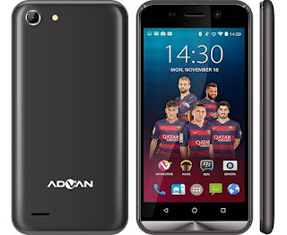 Cara Flash Advan i45 Ampuh Atasi Bootloop