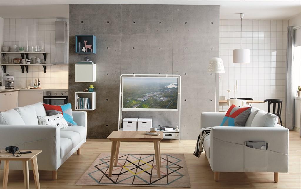 Catlogo IKEA 2016  Salas  Decorao e Ideias