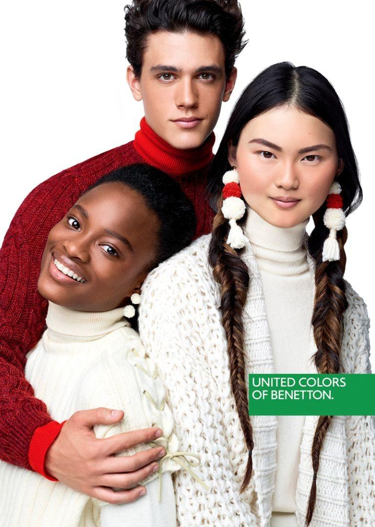 asian models blog ad campaign cong he for united colors. Black Bedroom Furniture Sets. Home Design Ideas