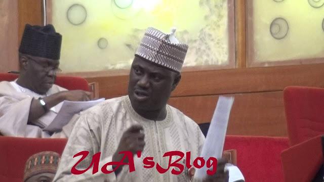 Sen. Abdullahi speaks on APC imposing Lawan as Saraki's replacement, blasts Ndume