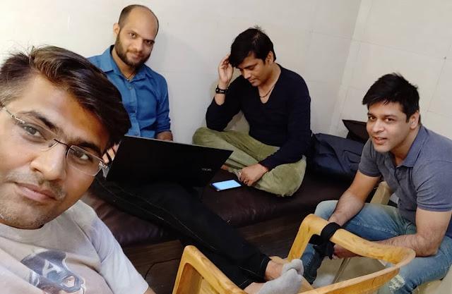 Pyar Ke Papad Production Team, Crew Members