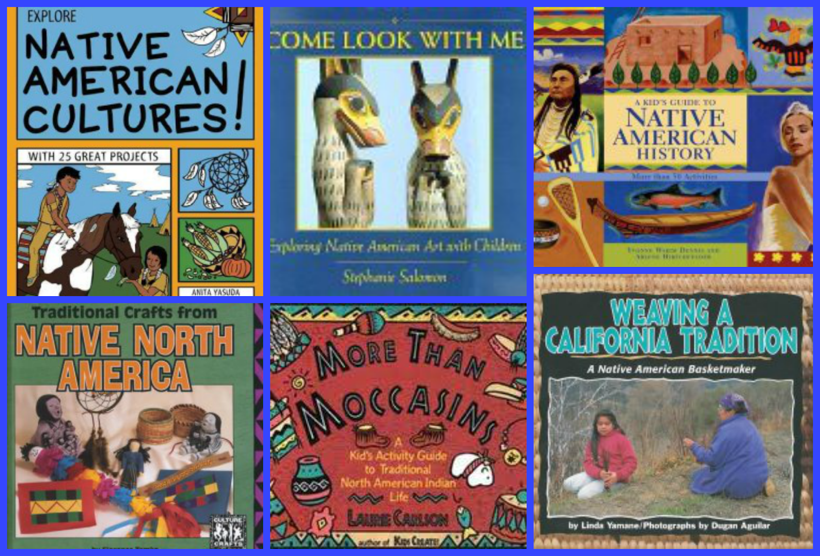 Crafty Moms Share Native American Crafts And Activities