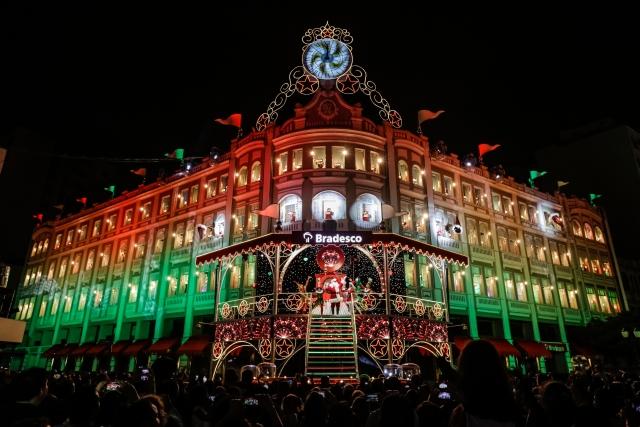 Natal 2018 em Curitiba