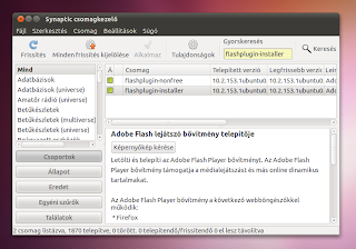Ubuntu falsh plugin restore