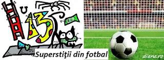 Superstiţii din fotbal