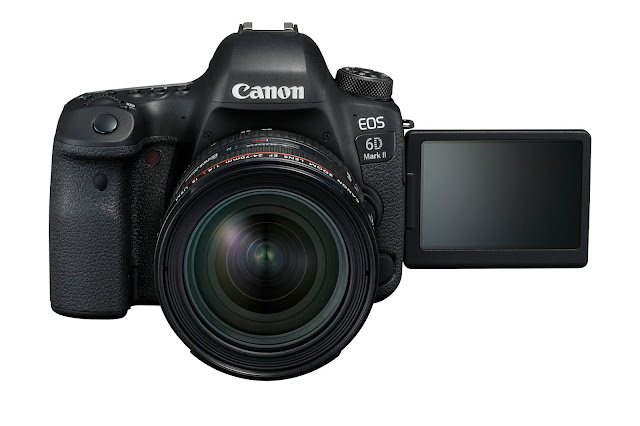 Canon EOS 6D Mark II, Kamera Full-Frame untuk Fotografer Profesional