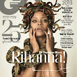 Rihanna Goes Topless On The Cover Of GQ Magazine