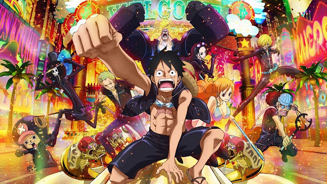 Download Anime One Piece Film Gold Subtitle Indonesia