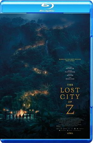 The Lost City of Z 2016 WEB-DL 720p 1080p
