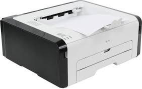 Driver for Ricoh SP 210 Printer Windows Download