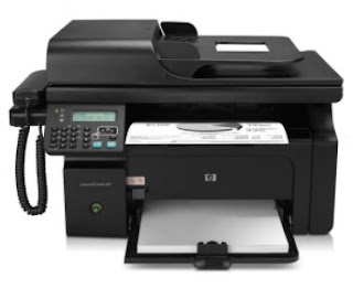 HP LaserJet Pro M1214nfh Multifunction Printer Drivers