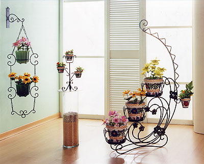 Wrought Iron Home Décor