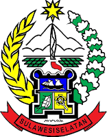 Lambang / Logo Propinsi Sulawesi Selatan (Sulsel)