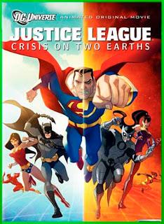 Liga De La Justicia: Crisis En Dos Tierras 2010 | DVDRip Latino HD GDrive 1 Link
