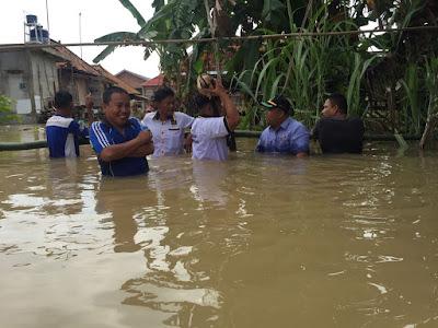 Banjir Masih Menghantui 8 Desa Tepian Lematang