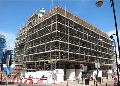Manfaat Scaffolding Untuk Bangunan Bertingkat