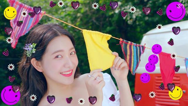 Yeri Red Velvet, Red Velvet Yeri - 예리 레드벨벳.