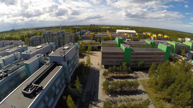 Beasiswa Magister Finlandia