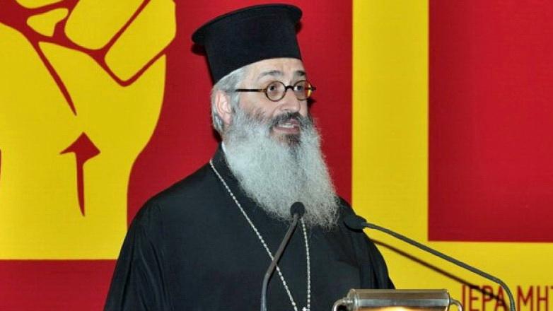 Αλεξανδρουπόλεως Άνθιμος: Έχουμε περισσότερη θρησκεία από όση χρειαζόμαστε