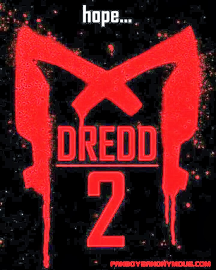 2012 Dredd movie sequel petition nears 100,000 signatures.