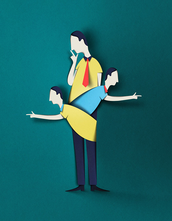 ©Eiko Ojala - Editorial Illustrations