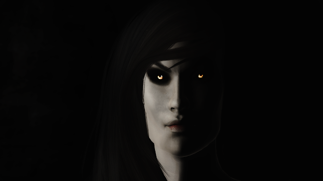 Дампиры - раса для Oblivion от TES-Diesel