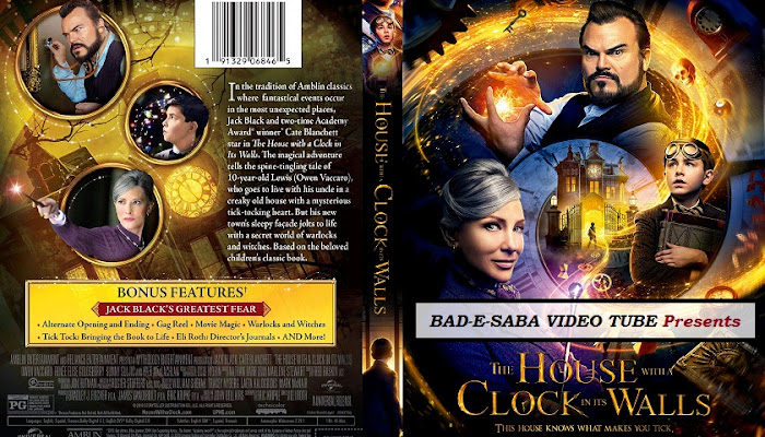 BAD-E-SABA Presents - The House with a Clock in Its Walls Movie Online In HD