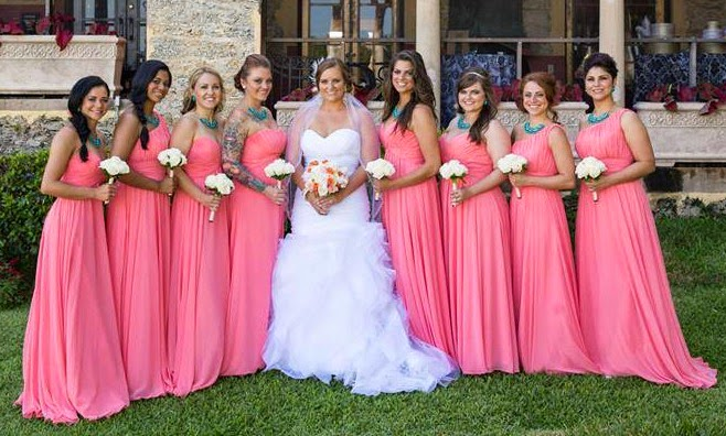 Bride S Of America Offers You A Tremendous Selection Styles And Colors Best Bridesmaid Dresses In Miami At Our Prices Are Very Compatible