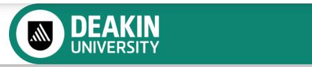 Deakin Vice-Chancellor's International Scholarship | Deakin - Deakin University