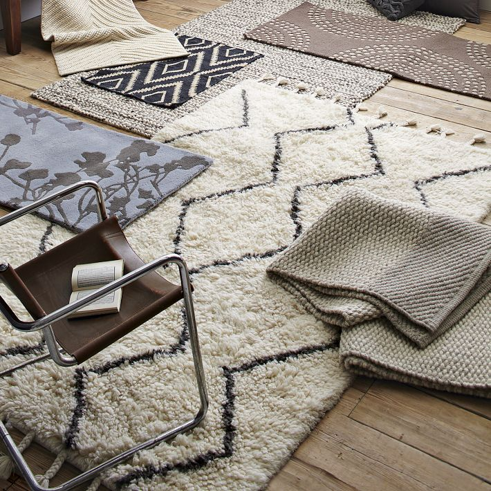 Rugs Via West Elm